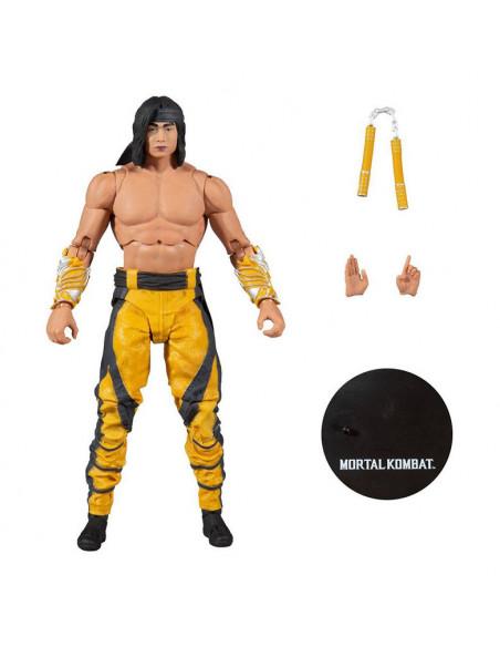 es::Mortal Kombat Figura Liu Kang Fighting Abbott 18 cm