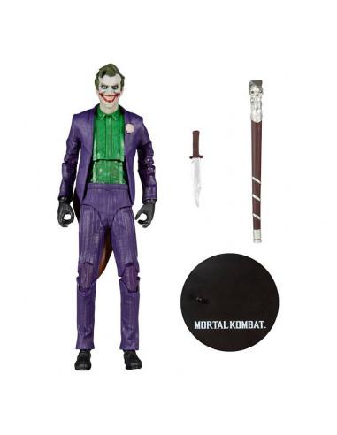 es::Mortal Kombat Figura Joker 18 cm-0
