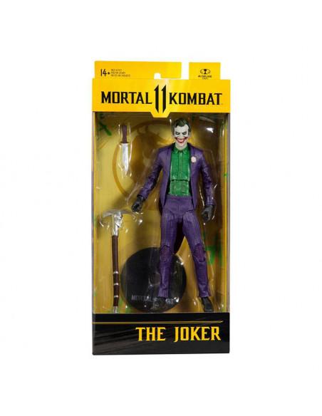 es::Mortal Kombat Figura Joker 18 cm-3
