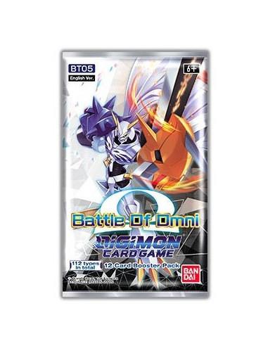 es::Digimon Battle of Omni Booster 1sobre-0